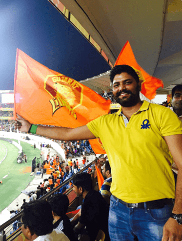Gujarat Lion IPL